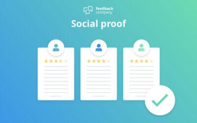 Social proof: hoe reviewmarketing meer sales genereert