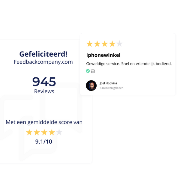 bedrijfsreviews feedback company