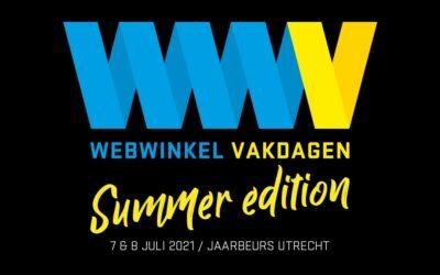 Webwinkel Vakdagen Summer Edition