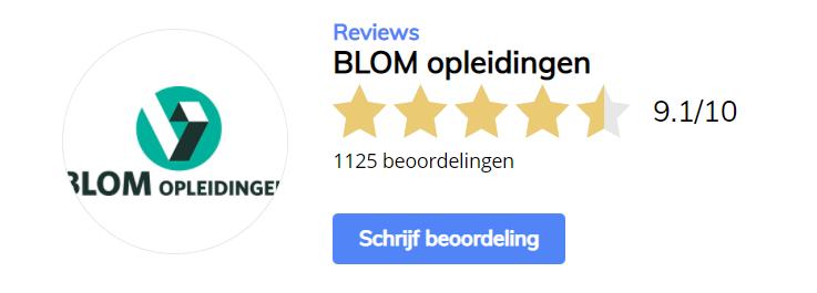 Score BLOM opleidingen