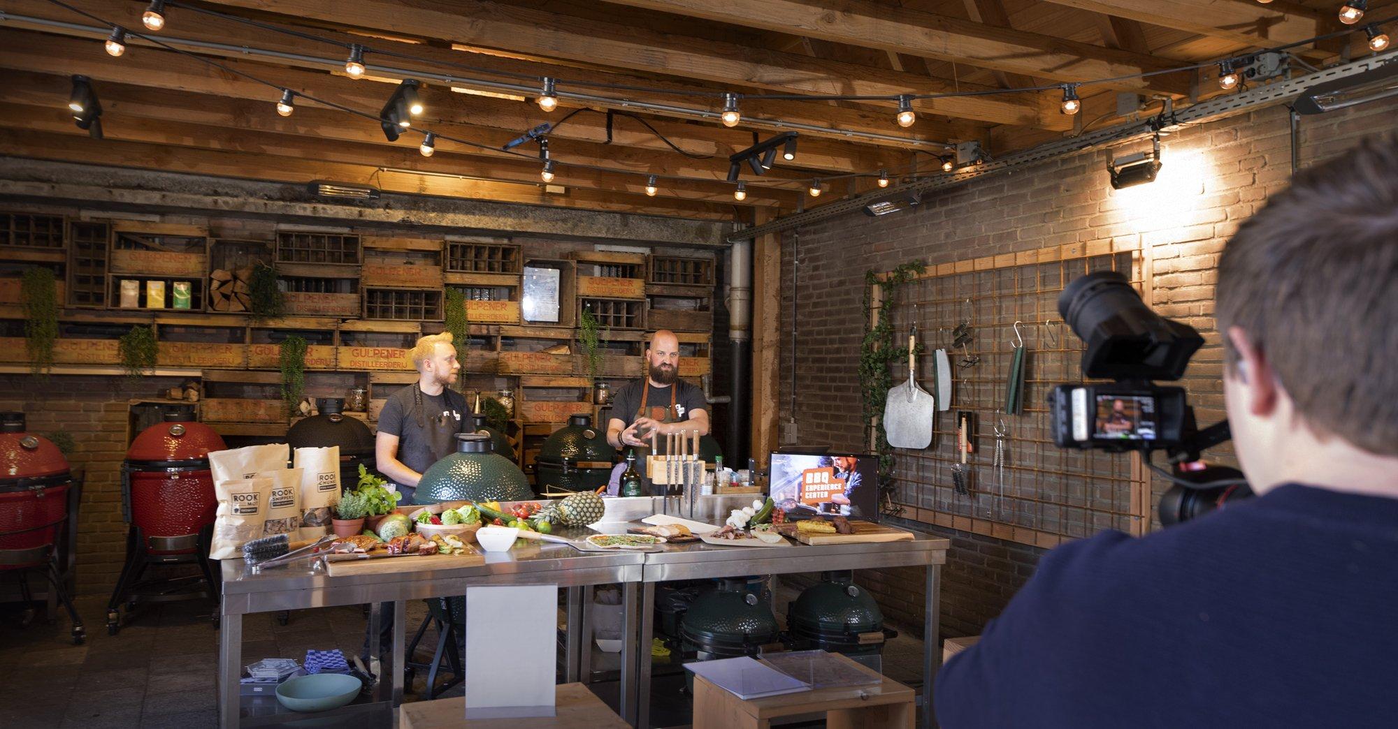 Klantcase BBQ Experience Center