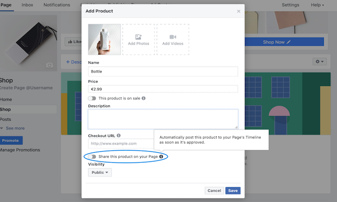 How to set up your Facebook Shop - Feedback Company